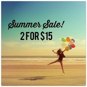 Sale!  ⛱