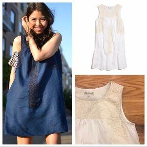 Madewell Mercado Shift Dress