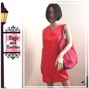 CALYPSO ST BARTH Silk Sheath Dress, Size XS
