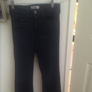 Hollister bell bottom jeans