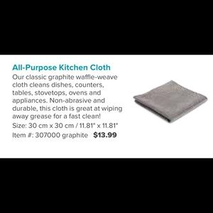 Norwex Other All Purpose Kitchen Cloth Poshmark