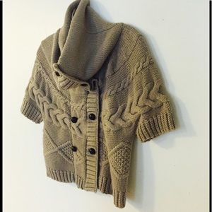 Nicholas K Crochet Jacket