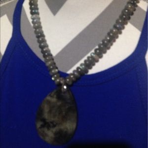 Gorgeous Laborite necklace !
