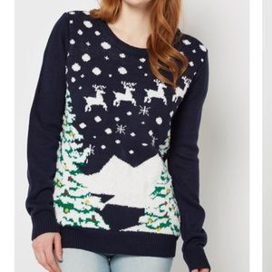rue 21 sweaters rue 21 light up ugly christmas sweater