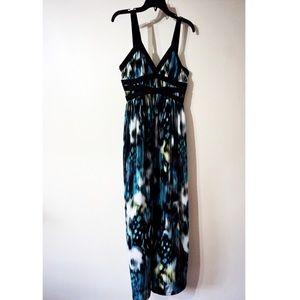 Dresses & Skirts - Plus Size Cocktail Maxi Dress