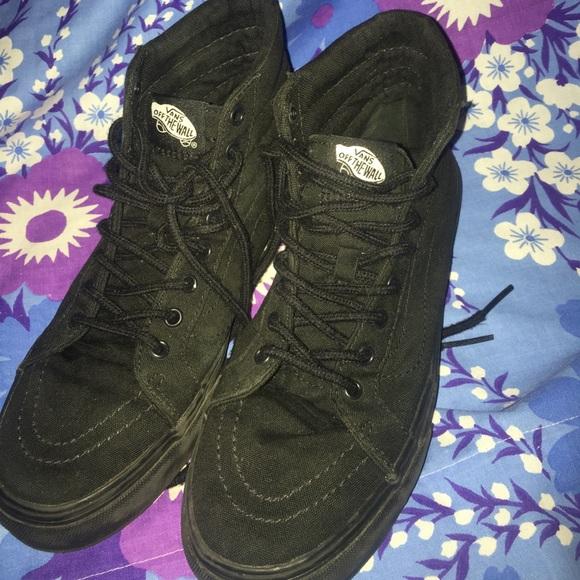 9f042200a0 Vans Sk8 Hi Slim Skate Shoe US8 Women US6.5 Men. M 5961cf0b620ff7ed9a069834