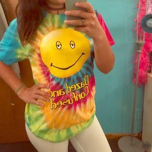 Tops - NWT tie dye shirt
