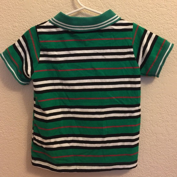 64 Off Other Striped Polo Shirt For Toddler Boys From