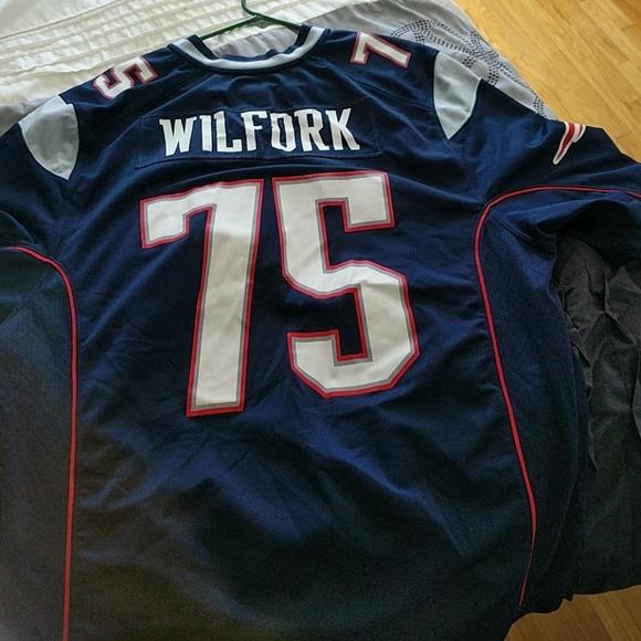 Vince Wilfork Jersey