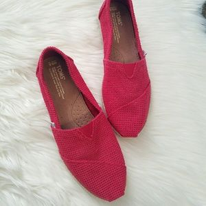 New Red Toms!