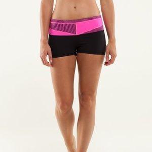 Lululemon Boogie Shorts - Reversible!
