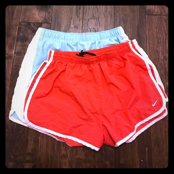 86% off Nike Pants - CLEARANCE Nike running short SET of ...