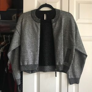 TOPSHOP Zip Up Jacket