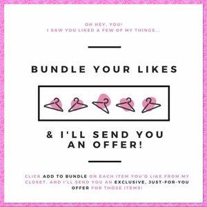 Bundle Offer