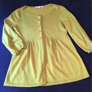 Boden Apple Green sweater