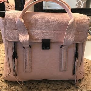 3.1 phillip lim pashli bag large blush