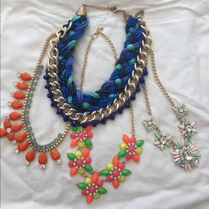 Multicolored Necklace Pack