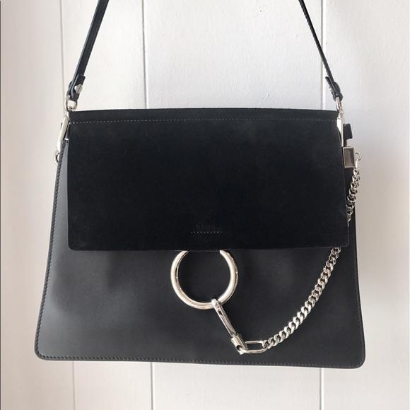a17e0fc80e3 Chloe Handbags - CHLOÉ FAYE medium shoulder bag NO TRADES!