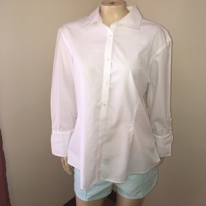 Brooks Brothers White button up