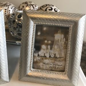 Nicole Miller Accessories Home Photo Frames Poshmark