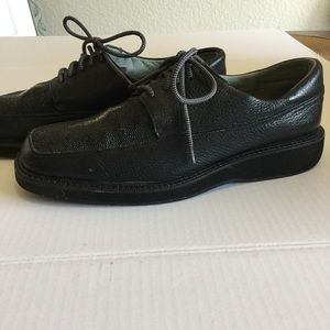 CUADRA Stingray Men's Leather Shoes size 9