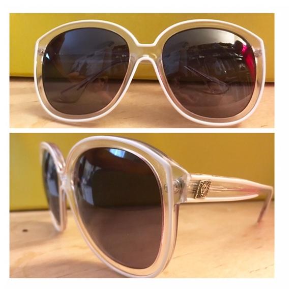Vintage Accessories - Vintage Anne Klein for Riviera Sunglasses
