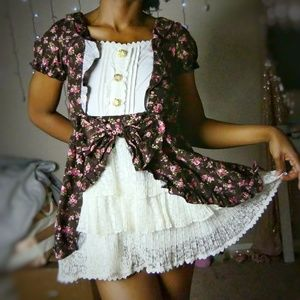 Dresses & Skirts - Sweet Lolita Inspired Dress