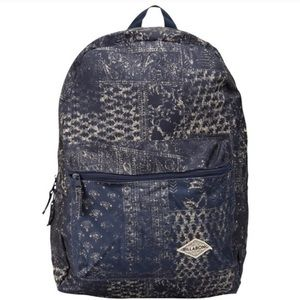 ... Billabong Shallow Tidez Midnight Backpack ...