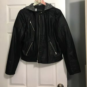 Maurice's faux leather jacket
