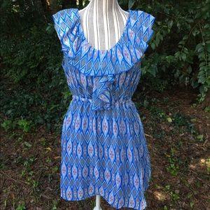 Tulle L Sleeveless Dress