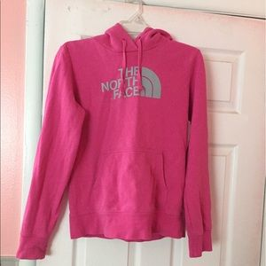 The North Face Pink Sweatshirt
