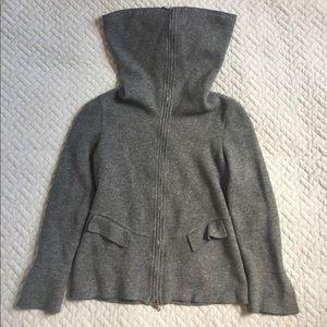 Women's grey cashmere sweater ESCADA