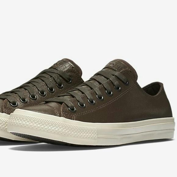scarpe converse leather