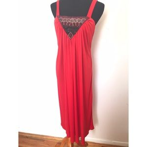 Beautiful vintage 70's disco dress