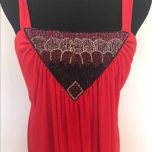 Vintage Dresses - Beautiful vintage 70's disco dress