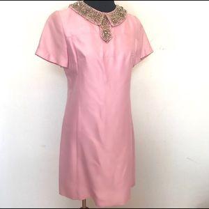 Vintage Dresses - Beautiful vintage 60's sequin Gogo dress