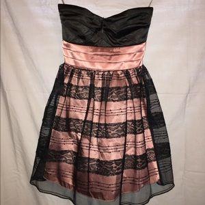 Dresses & Skirts - Short dusty rose dress