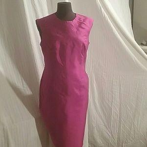 Jones Newyork Fusia dress