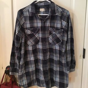 Urban outfitters vintage flannel