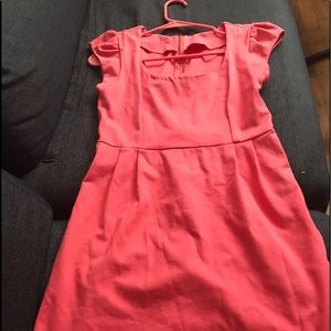 Dresses & Skirts - Pink dress -last chance!
