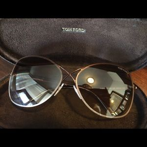 Authentic Tom Ford Colette Sunglasses