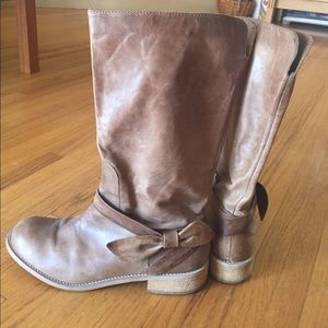 Mid Calf Anthropologie Boots