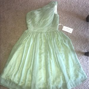 NWT Sage Green Gown