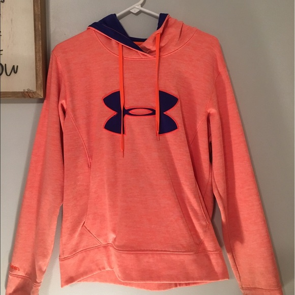 57 off under armour tops an underarmour orange and blue
