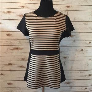 Dress Barn Striped Top