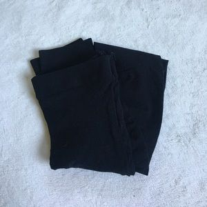 Other - 🎀 Footless Black Tights