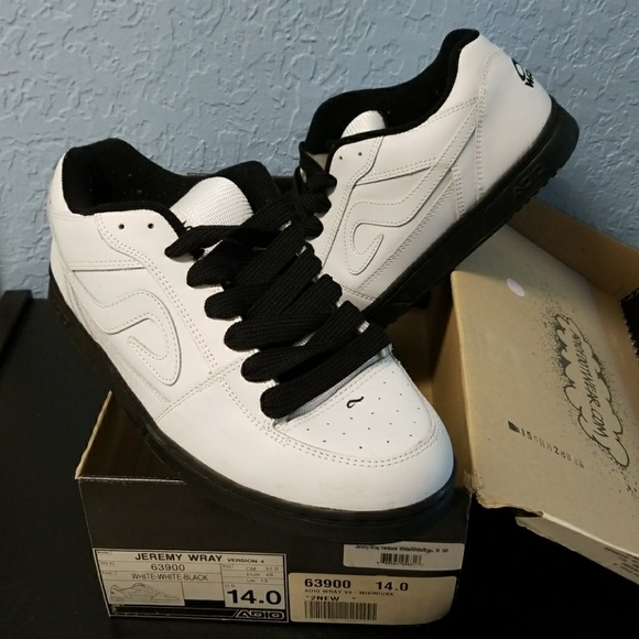 0ec0a9f31d38f7 Adio Other - ADIO Jeremy Wray skate shoe