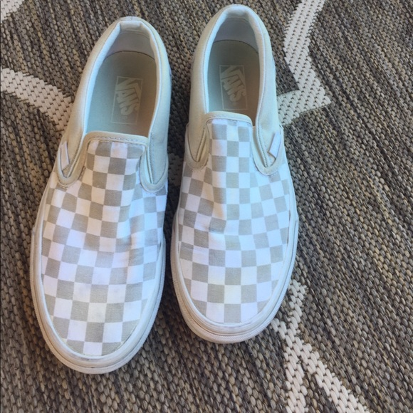 Vans Shoes | Checkered Checkerboard