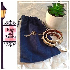 TORY BURCH Diamante Wrap Bracelet | NWT