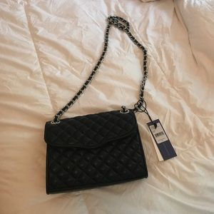 NWT Rebecca Minkoff mini quilted affair bag